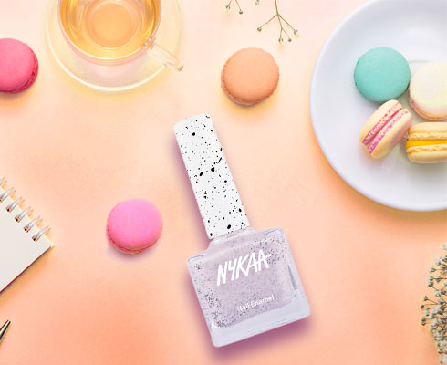 Hottest New Launch: Nykaa Cookie Crumble Nail Enamel Collection| 1