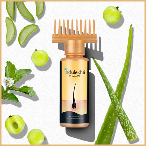 Treat Your Hair To Ayurvedic Goodness With Indulekha| 1
