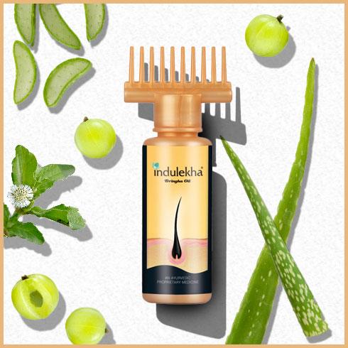 Treat Your Hair To Ayurvedic Goodness With Indulekha - 1