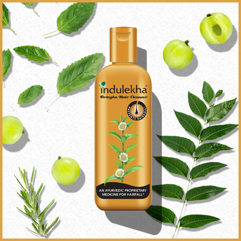 Treat Your Hair To Ayurvedic Goodness With Indulekha| 2