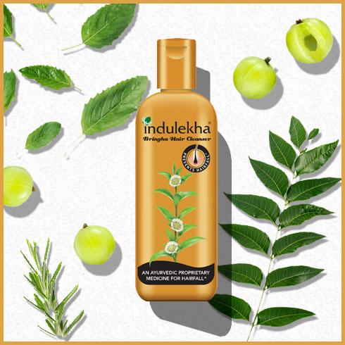 Treat Your Hair To Ayurvedic Goodness With Indulekha - 2