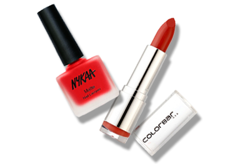 How to Apply Red Lipstick Shades  Glamourously | Nykaa's Beauty Book 9