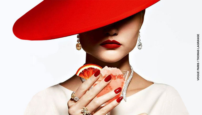 PAINT THE TOWN RED: 6 Ways To Wear Your Red Lipstick - 1