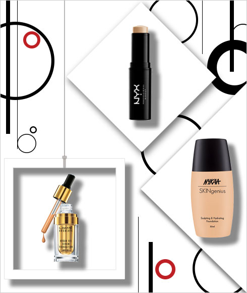 THE BEST OF BASE: Lets Talk Foundations, Concealers And Compacts - 3