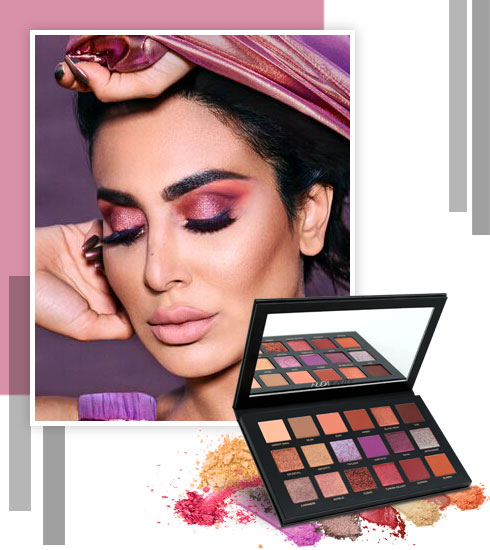 All Hail Huda! The Mother Of All Eyeshadow Palettes Is Here| 1