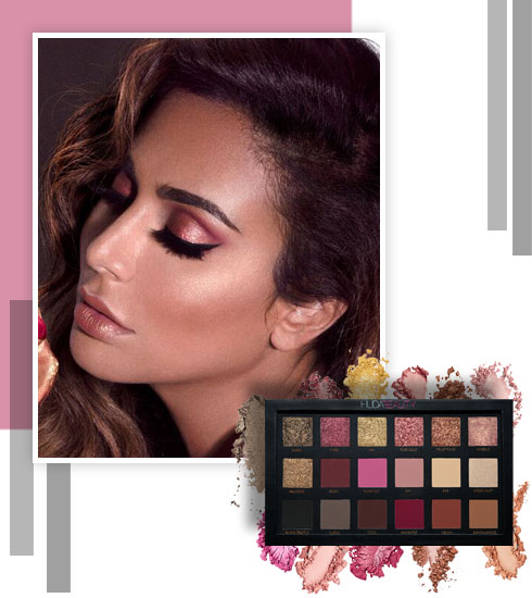 All Hail Huda! The Mother Of All Eyeshadow Palettes Is Here| 2