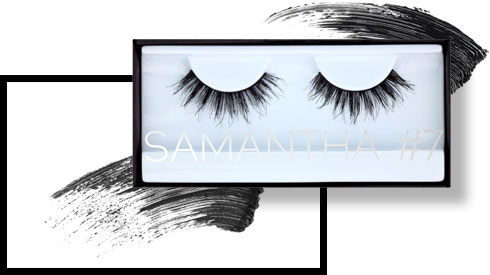 Fringe Benefits! Huda Beauty's Lash Collection| 4