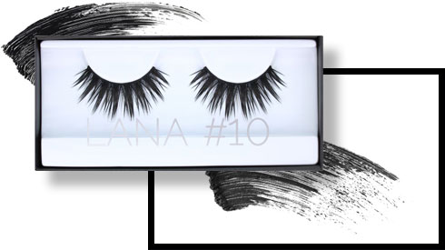 Fringe Benefits! Huda Beauty's Lash Collection| 5