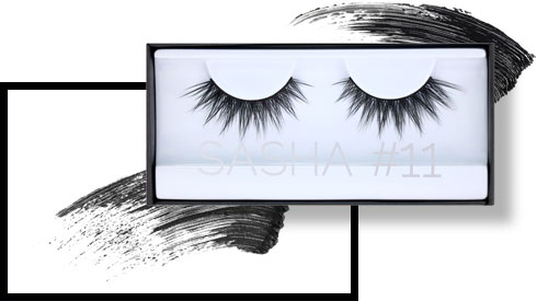 Fringe Benefits! Huda Beauty's Lash Collection| 8