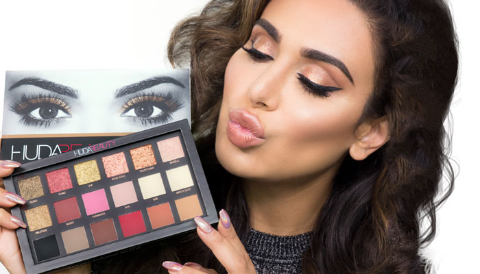 All Hail Huda! The Mother Of All Eyeshadow Palettes Is Here - 1
