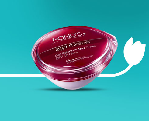 Turn Back The Clock With Pond's Age Miracle Range| 1