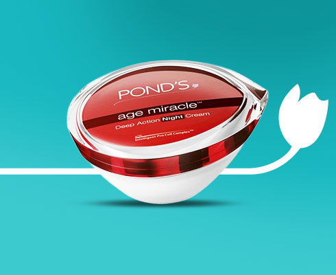 Turn Back The Clock With Pond's Age Miracle Range| 2