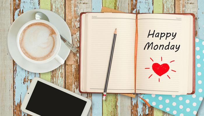 Hurray, its Monday! - 1