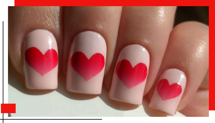 Valentine's Day Nail Art Ideas That Got Us Swooning| 2