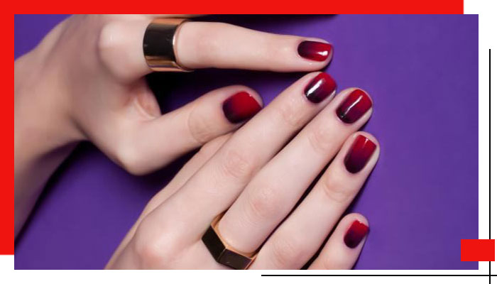 Valentine's Day Nail Art Ideas That Got Us Swooning| 5