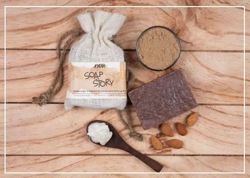 Bathing Redefined Thanks To Nykaa Soap Story  4