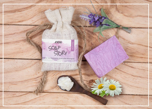 Bathing Redefined Thanks To Nykaa Soap Story| 2