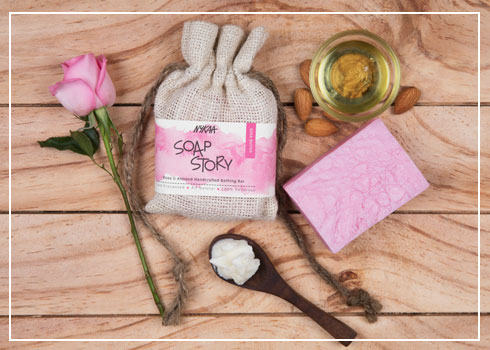 Bathing Redefined Thanks To Nykaa Soap Story  1