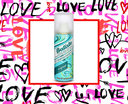 Gender Neutral Beauty Product – Batiste Dry Shampoo