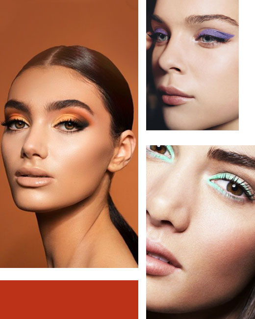 ON THE BRIGHTSIDE: Colorful Beauty Looks for Holi| 4