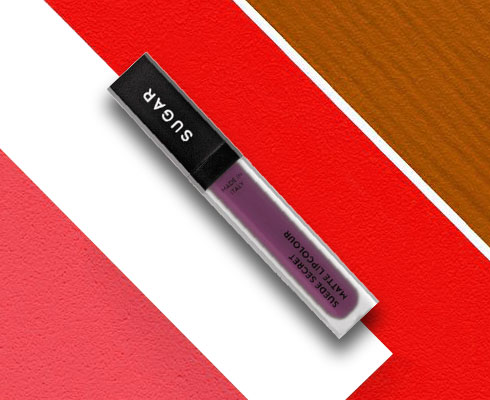 This Just In: SUGAR Suede Secret Matte Lip Colour| 2