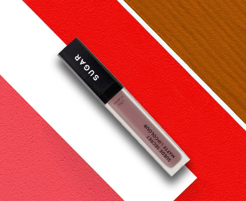 This Just In: SUGAR Suede Secret Matte Lip Colour - 3