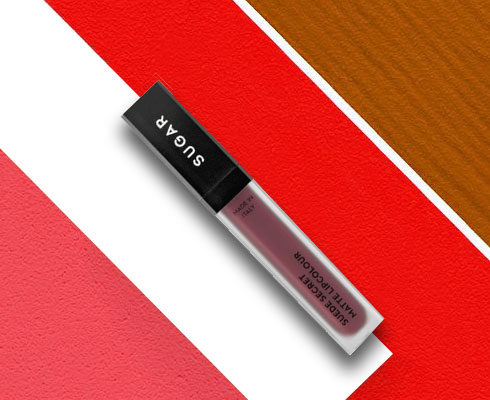 This Just In: SUGAR Suede Secret Matte Lip Colour - 5