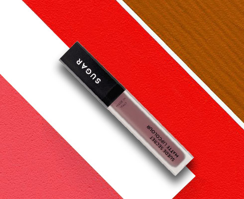 This Just In: SUGAR Suede Secret Matte Lip Colour| 6