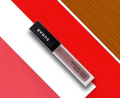 This Just In: SUGAR Suede Secret Matte Lip Colour| 7