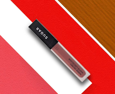 This Just In: SUGAR Suede Secret Matte Lip Colour| 8