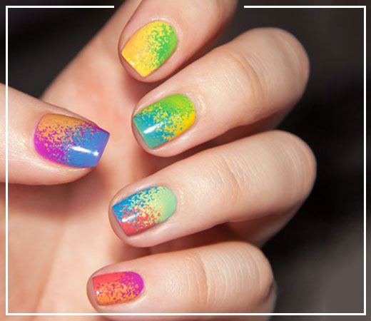 Vibrant Nail Art Ideas For The Festival Of Colors| 1