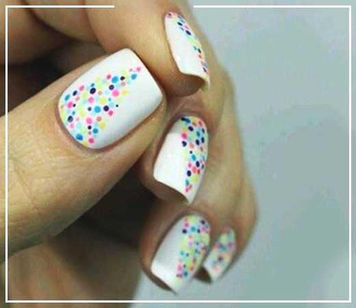 Colorful Nail Art Designs Latest Colorful Nail Art For Holi Nykaas