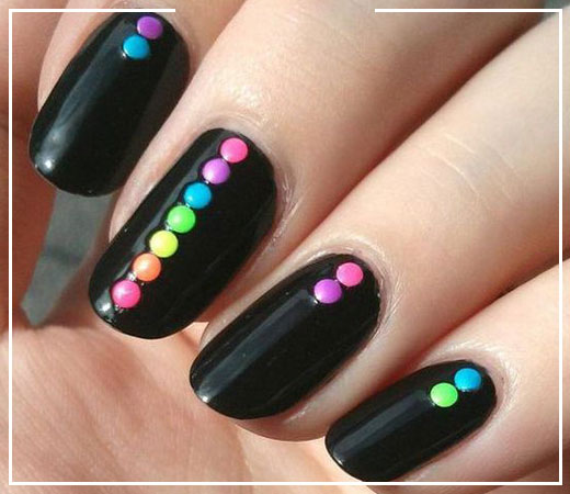 Vibrant Nail Art Ideas For The Festival Of Colors| 3