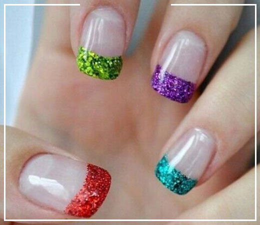 Vibrant Nail Art Ideas For The Festival Of Colors| 4