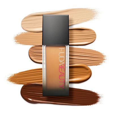Introducing #FauxFilter Foundation: Huda Beautys Latest Launch - 2