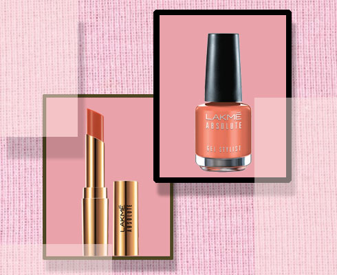 Absolutely! Haute Lip & Nail Combos By Lakme Absolute| 1