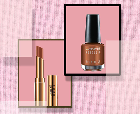 Absolutely! Haute Lip & Nail Combos By Lakme Absolute| 3