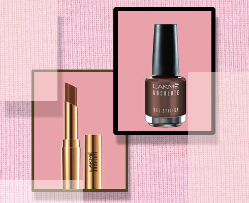 Absolutely! Haute Lip & Nail Combos By Lakme Absolute| 5