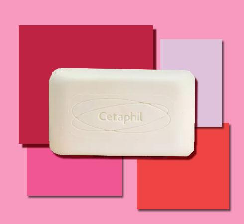 best bathing soap- Cetaphil Soap