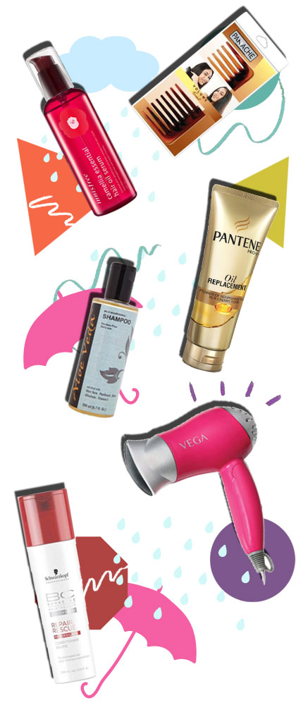 Frizzy hair Treatment: FRIZZ FIGHTERS You Cant Live Without - 2