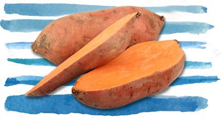 Foods To Increase Immunity- Sweet Potato