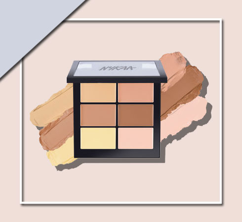 Correct, Conceal and Conquer With Nykaa's SKINgenius Palettes| 1