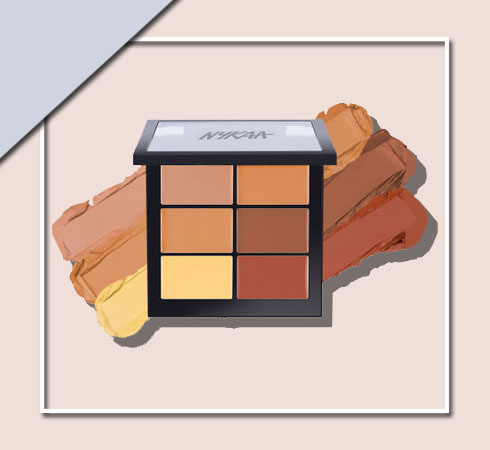 Correct, Conceal and Conquer With Nykaa's SKINgenius Palettes| 2