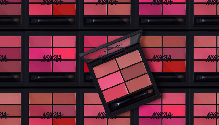 Hot New Launch: Nykaa's Sealed With a Kiss Lip Palette - 1