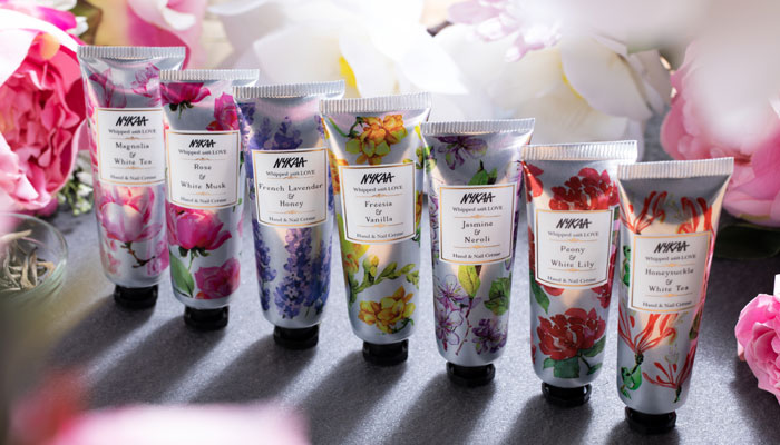Introducing Nykaas Hand and Nail Care Crme Collection - 1