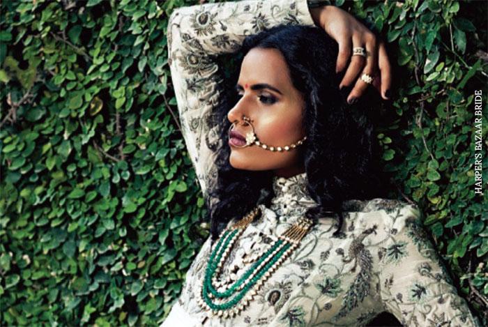 Ojas Rajani Decodes The Perfect Bridal Look - 1