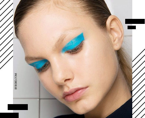 Funky, Coloured, Eyeshadows (And Looks) We're Loving| 1