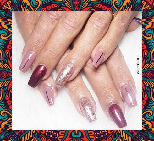 Top 5 Festive Nail Art Designs & Festive Nail Art Ideas| Nykaa's Beauty Book 2