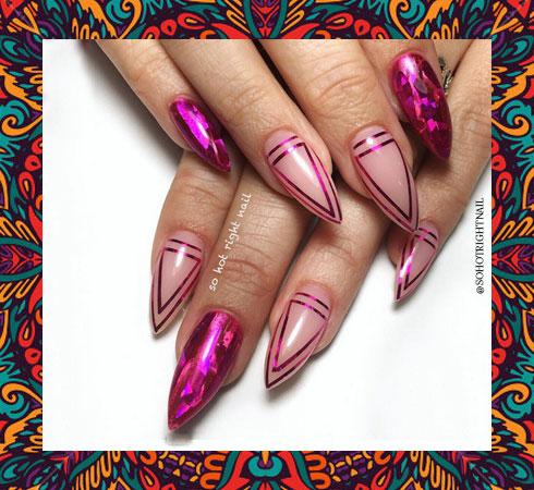 Top 5 Festive Nail Art Designs & Festive Nail Art Ideas| Nykaa's Beauty Book 4