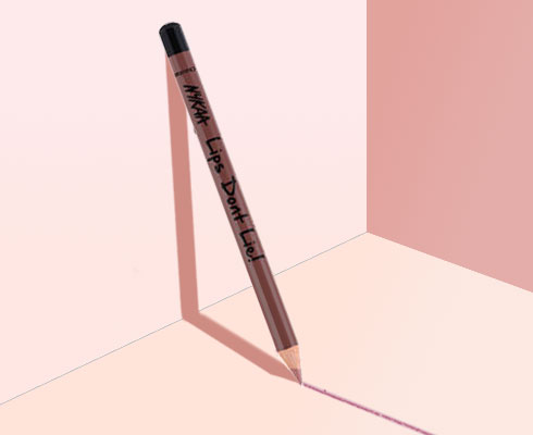 Just In: Nykaa Lips Don't Lie! Line & Fill Lip Liners| 7